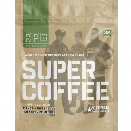 RPG Coffee Bag